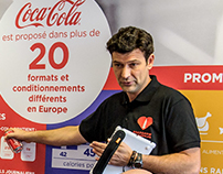 Coca-Cola European Partners - Roadshow com interne