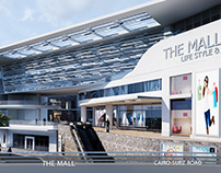 The Mall(Life Style&More) Cairo Suez Rd. Visualization