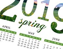 QUANTUMDIGITAL: Calendar 2019 Series