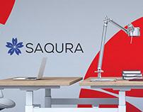 Saqura Logo
