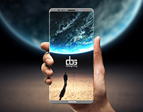 Samsung Galaxy Note 8 Concept Design