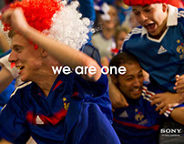 Sony - We Are One
