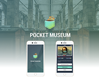 Pocket Museum - Mobile app game