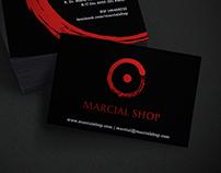 Marcial Shop Logo