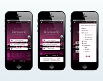 Riverside iPhone App