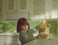 Le Lait Campagne TV 2014