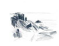'A View from Here' sketches