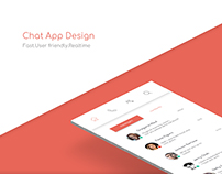 Chat App Design Concept