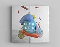 QUIERO CLUB: Oportunidad de Oro. Album Design