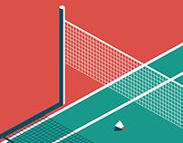 Rio 2016 Illustrations