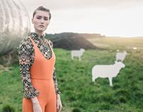 Ewe and Her (the Sheperd)