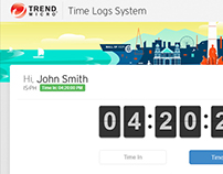 Trend Micro Time Logs System (Redesign - Proposal)