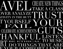 Festival Creative Manifesto