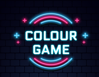 Color Game Design and UI