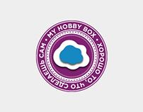 Фирменный стиль «My Hobby Box»