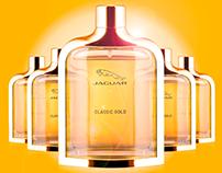 Jaguar Classic Gold | Product photoshoot