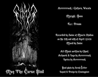 GHAST - May The Curse Bind - Tape