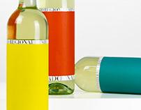 BH - Wine Label