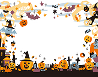 PLICO KOBE Halloween