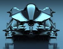 Formula 1 Future Concept