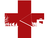 RED CROSS / DISPLACEMENT