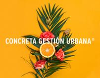 Concreta | Branding