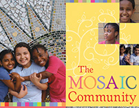 Book design & resource materials: The Mosaic Community