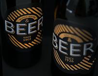 Sans Serif Beer