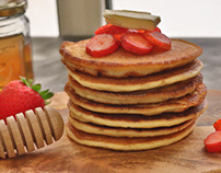 Ultimately delicious pancakes