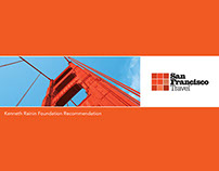San Francisco Travel Deck Re-Design