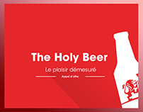 Kronenbourg : The Holy Beer