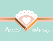 Joana Araújo Cake designer - Card design