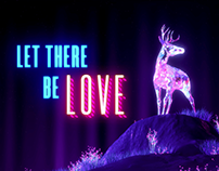Let there be Love Lyric Video
