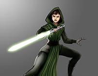 Jedi Fanart