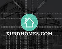 Kurd Home Logo