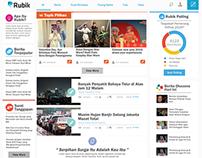 Rubik Citizen Journalism