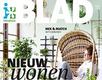 Intratuin Magazine BLAD ism Jump!