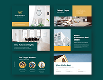 Westbourne Real Estate - Pitch Deck