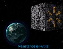 Resistance is Futile - private commission