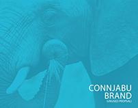 Connjabu Logo - Unused proposal