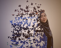 Girl with Dispersion Effects