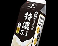 光泉 特濃5.1無加糖濃黑豆漿
