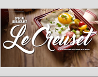 Le Creuset Magazine