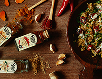 Photography - SPICY Packaging Design Project