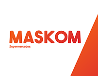 Maskom - Restyling project