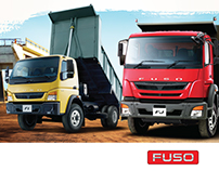 FUSO Trucks Billboards