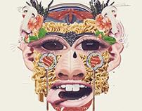 Noodle face