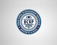 MISTÈRE DE LA JUSTICE - BCRP