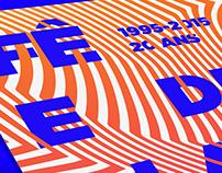 Fête de la musique – 20th Poster