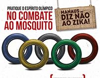 Prefeitura de Manaus - MANAUS DIZ NÃO AO ZIKA!